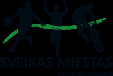 Sveikas miestas logo